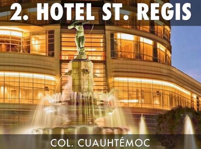 Los mejores 5 hoteles de la Ciudad de México – Top 5 ... - photo#4