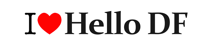 HELLO DF
