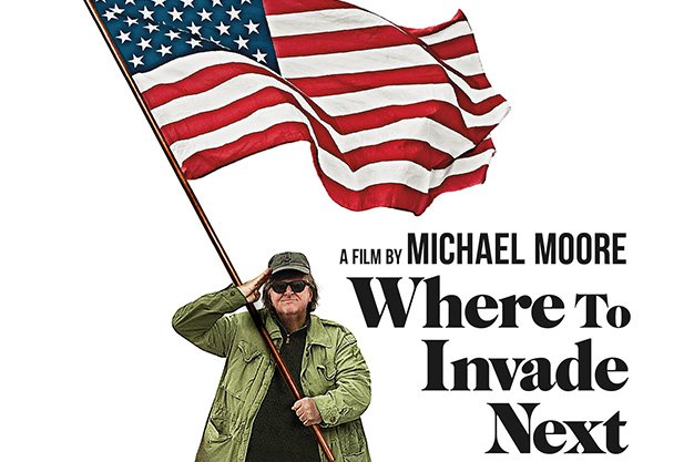 Resultado de imagen para • Where to Invade Next