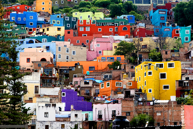 Los 12 destinos más coloridos de México – Mexicolour is wonderful! – Hello  DF