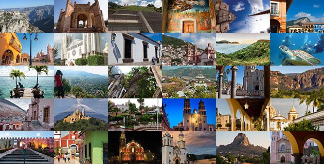 La lista definitiva y actualizada de todos los pueblos for En zacatecas hay playa